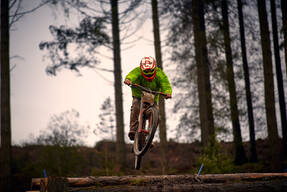 Photo of Ronan WHITE at Ae Forest