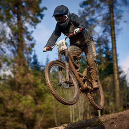 Photo of Katie PURVIS at Ae Forest