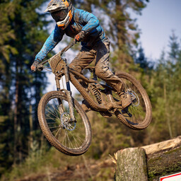 Photo of Daniel AITKEN at Ae Forest