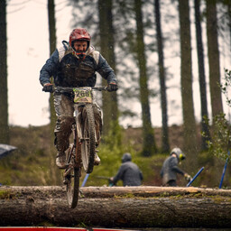 Photo of Lee THOMSON at Ae Forest