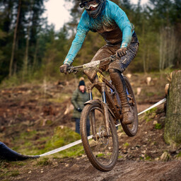 Photo of Lachlan BLAIR at Ae Forest