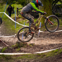 Photo of Finlay WATT at Ae Forest