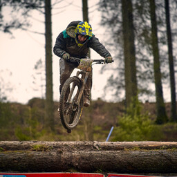 Photo of Lewis CROLLA at Ae Forest