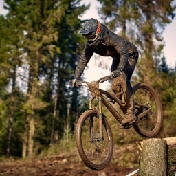 Photo of Max RENDALL at Ae Forest