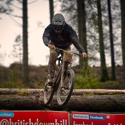 Photo of Ross JOHNSTON at Ae Forest