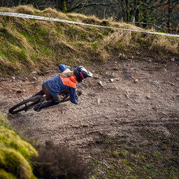Photo of Meg WHYTE at Ae Forest