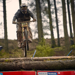 Photo of Alan TODD at Ae Forest