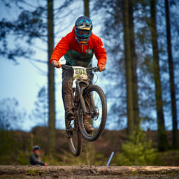 Photo of James WILSON (yth) at Ae Forest
