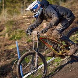 Photo of Alistair HUDSON at Ae Forest
