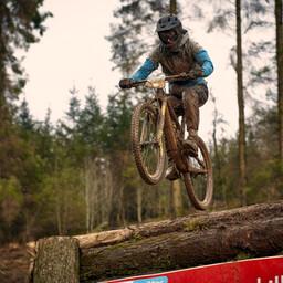 Photo of Gavin WATT at Ae Forest