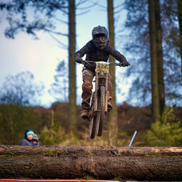 Photo of Rory MORRISON (yth) at Ae Forest