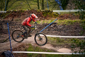 Photo of Matthew COPP (yth) at Ae Forest