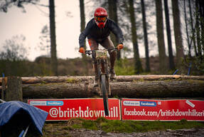 Photo of Hamish GRANT at Ae Forest