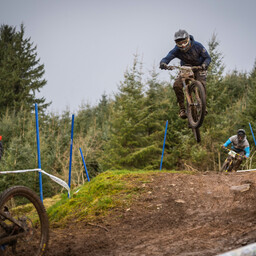 Photo of Shaun SANGSTER at Ae Forest