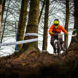 Photo of Harris MACKIE at Ae Forest