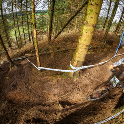 Photo of Lewis BIRNIE at Ae Forest