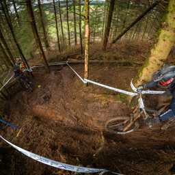 Photo of Chris MCCANN at Ae Forest