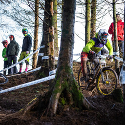 Photo of Charlie DREWELL at Ae Forest