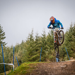 Photo of Ian MCINTOSH at Ae Forest