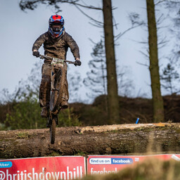 Photo of Simon HERON at Ae Forest
