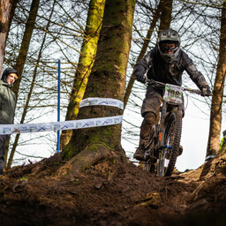 Photo of Adam DODDS at Ae Forest