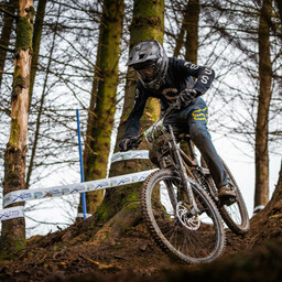 Photo of Tom STRANG at Ae Forest