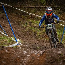 Photo of Daniel LAPPIN at Ae Forest