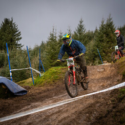 Photo of David REVELL at Ae Forest