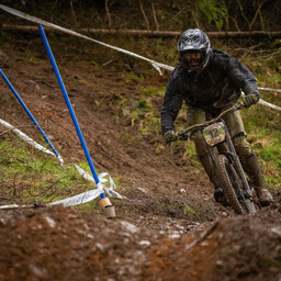 Photo of Greg WILLIAMSON at Ae Forest