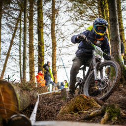 Photo of Calum BEATON at Ae Forest