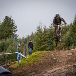 Photo of Matt SINCLAIR at Ae Forest