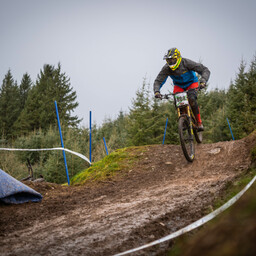 Photo of Alistair DICKERT at Ae Forest