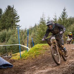 Photo of Douglas DICKSON at Ae Forest