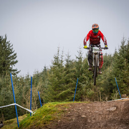 Photo of Christopher ALLAN at Ae Forest
