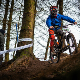Photo of Jonathan FOSTER-SMITH at Ae Forest