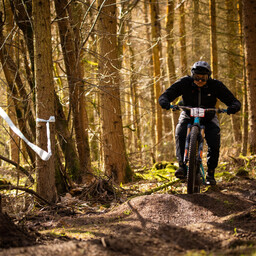 Photo of Justin LANE (vet) at Forest of Dean