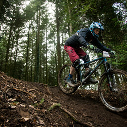 Photo of Finn FLEMING at Forest of Dean