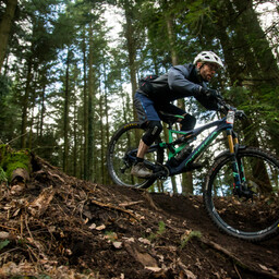 Photo of Lee LANGDON at Forest of Dean