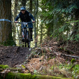 Photo of Lee WHITTEN at Forest of Dean