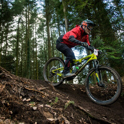 Photo of Andy BENJAFIELD at Forest of Dean