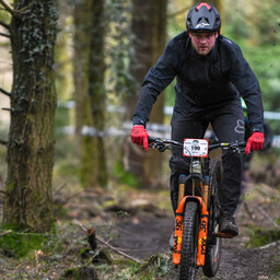Photo of Damian GROVES at Forest of Dean