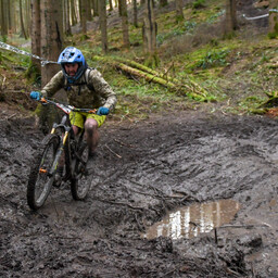 Photo of Darren HULL at Forest of Dean
