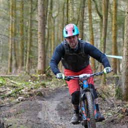 Photo of Dominic COLE at Forest of Dean