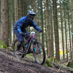 Photo of Lee MARSHALL (vet) at Forest of Dean