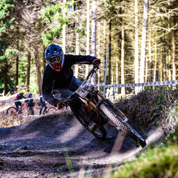 Photo of Mark TAYLOR (gvet) at Forest of Dean