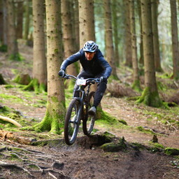 Photo of Daniel BEVIS at Forest of Dean