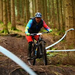 Photo of Jono HAWKINS at Forest of Dean