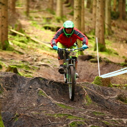 Photo of Ross DUFFIELD at Forest of Dean