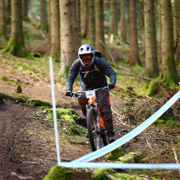 Photo of Paul SCHOFIELD (vet) at Forest of Dean