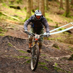 Photo of Michael CHIVERS at Forest of Dean